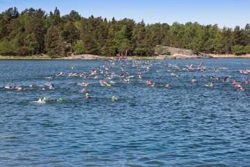 Swimrun in Sweden