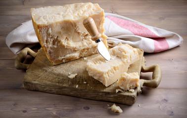 Pamigiano, Parmesan cheese, Grana