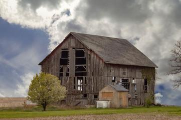 Still Standing Barn