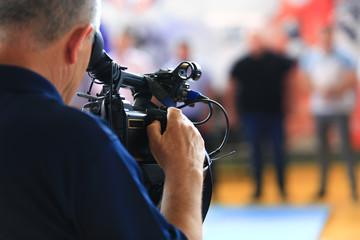 Television video camera