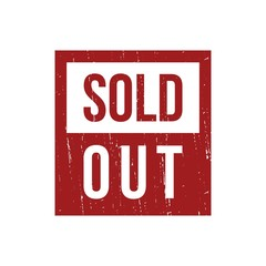 Sold Out Stamps Logo