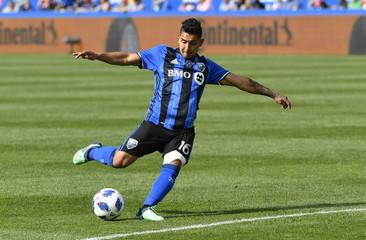 MLS: Los Angeles Galaxy at Montreal Impact