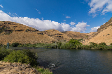 Wilderness area in Washington state near Yakima.