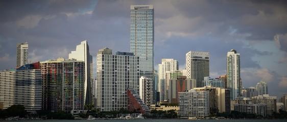 View of Brickell Miami