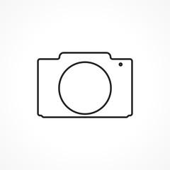 appareil photo, vecteur