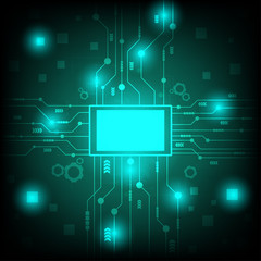 technology digital abstract background