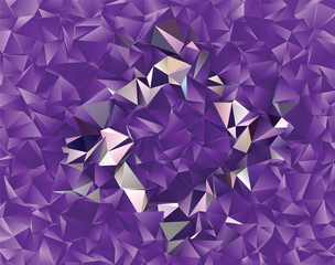 Modern abstract vector background. Creative polygonal template with gradient. The best pattern for your design works.