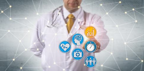 Doctor Activating Predictive Analytics In Network