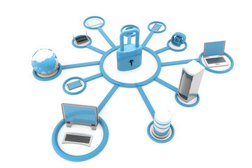 Secure network devices