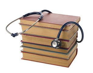 Medicine and Law Concept