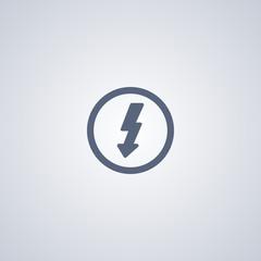 Flash icon, Light icon
