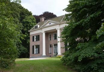 Estate Dickninge Drenthe Netherlands. Havezathe.