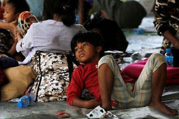 Internally displaced people take shelter in Myitkyina, while Myanmar's military still fighting Kachin Independence Army