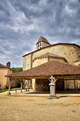 Saint-Jean-de-Cole is a medieval village in the north of the Dordogne, France