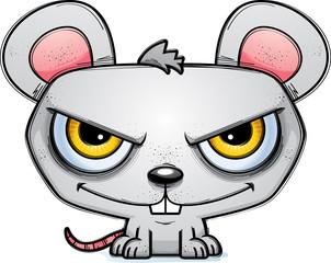 Sinister Little Cartoon Mouse
