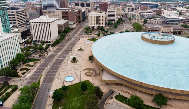 Downtown Wichita