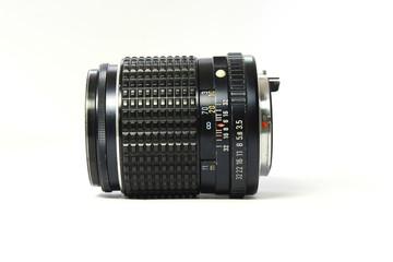 film camera, retro camera, lens