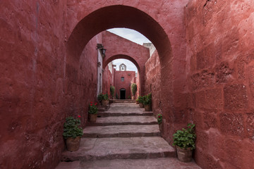 Kloster Santa Catalina Arequipa Peru