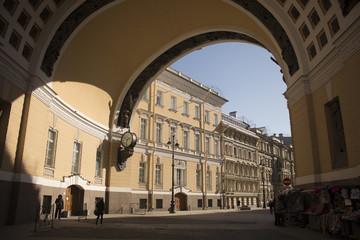 The Hermitage, St.Petersburg