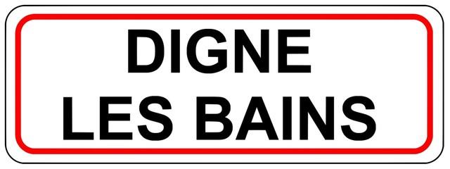 Digne les Bains, Alpes de Haute-Provence