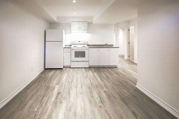 New small kitchen interior