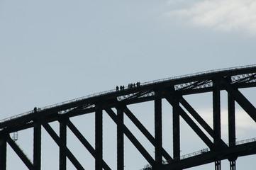 Harbor Bridge Climb - Sydney - Australia