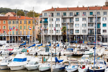 la Seyne-sur-Mer, le port, Toulon, France