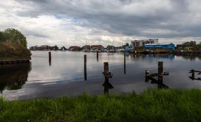 Grosser Hafen in Wilhelmshaven