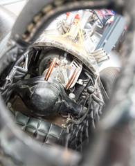 dragster cockpit