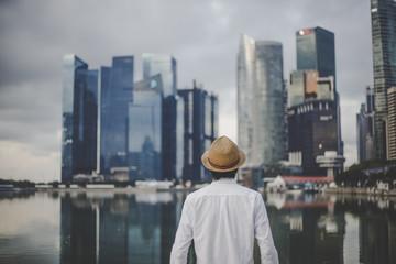 シンガポールの風景