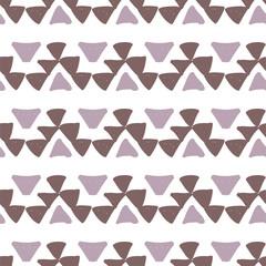 Ethnic pattern. Aztec geometric background.