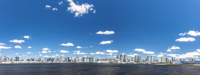 東京の街並み