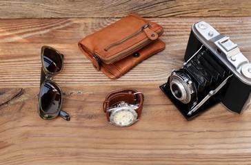 Fotoapparat antik