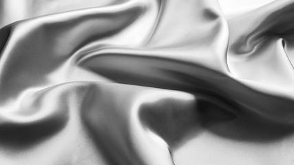 grey luxury fabric texture - background