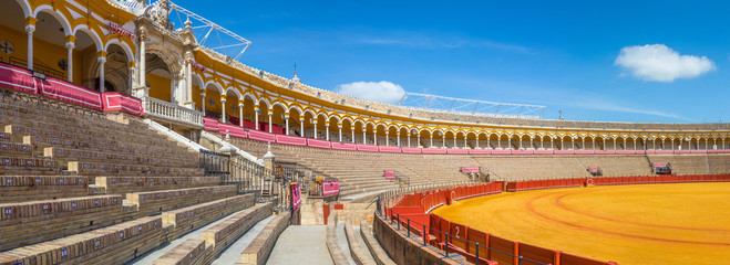 Plaza de Toros de la Maestranza à Séville