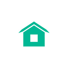 home vector icon for app and website