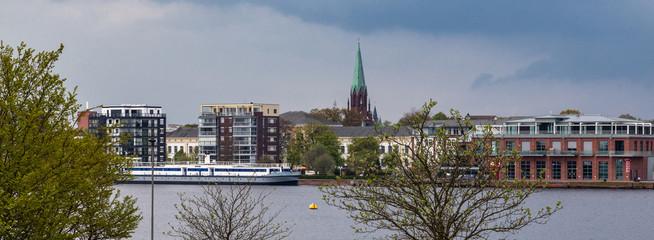 Wilhelmshaven Panoramablick