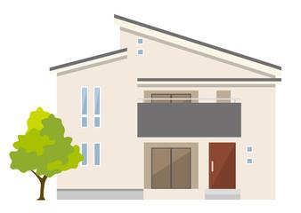 家、住宅、一軒家、戸建て