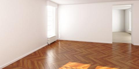 Apartment Ausbau (panoramisch)