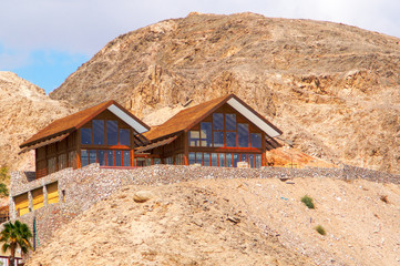 a small house in the mountains of israel