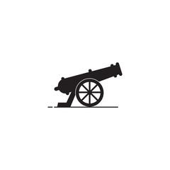 Cannon vector icon