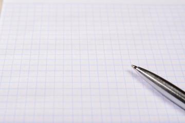 pen ball notebook