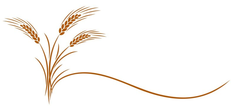 Wheat ear symbol.