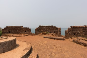 Old fort view