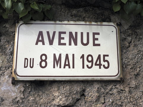 Avenue du 8 mai 1945