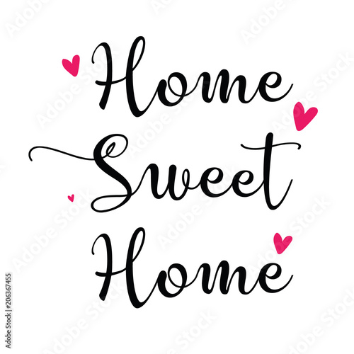 graphic about Home Sweet Home Printable named House Adorable Residence Print, Dwelling Adorable Property Printable, Estimate