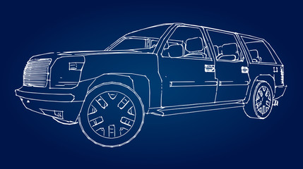 Car Outline Photos Royalty Free Images Graphics Vectors Videos