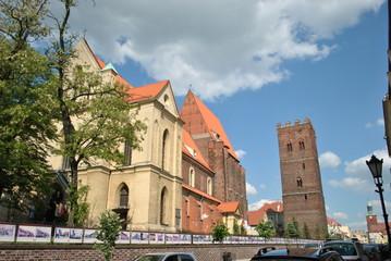 Poster Monument Środa Śląska
