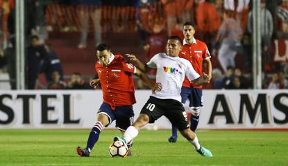 Soccer Football - Copa Libertadores - Argentina's Independiente v Venezuela's Deportivo Lara