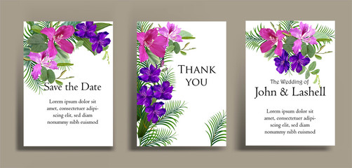Wedding , invitation,greeting,happy birthday flower ,cards,vector illustration